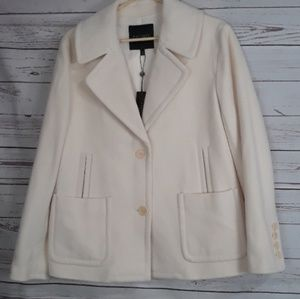 Wool blend NWT winter coat size 16 petite